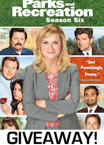 Parks and Rec Season 7 DVD Giveaway Image