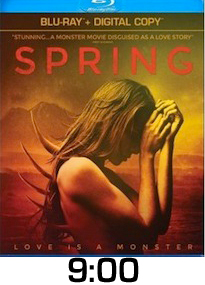 Spring Bluray Review