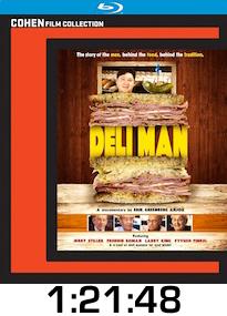 Deli Man Bluray Review