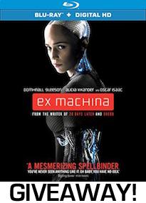 Ex Machina Bluray Review