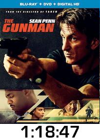 Gunman Bluray Review
