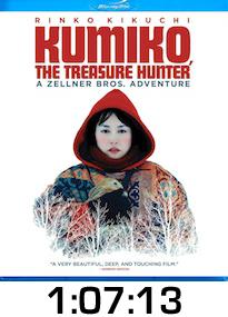 Kumiko Treasure Hunter Bluray Review