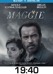 Maggie Bluray Review