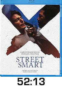 Street Smart Bluray Review