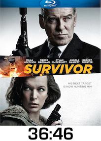 Survivor Bluray Review
