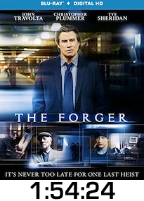 The Forger Bluray Review