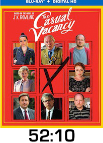 Casual Vacancy Bluray Review