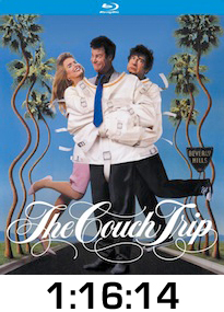 Couch Trip Bluray Review