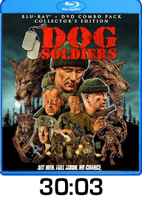 Dog Soldiers Bluray Review