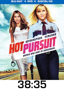 Hot Pursuit Bluray Review