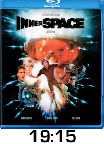 Innerspace Bluray Review