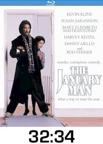 January Man Bluray Review