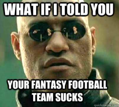 Matrix Fantasy Football