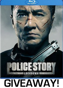 Police Story Lockdown Bluray Review