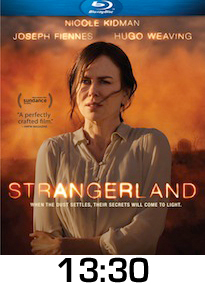 Strangerland Bluray Review