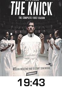 The Knick Season 1 Bluray Review