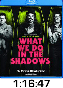 What We Do In The Shadows Bluray Review