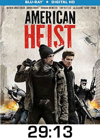 American Heist Bluray Review