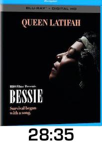 Bessie Bluray Review