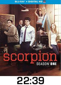 Scorpion Season 1 Bluray Review