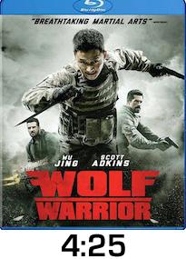 Wolf Warrior Bluray Review