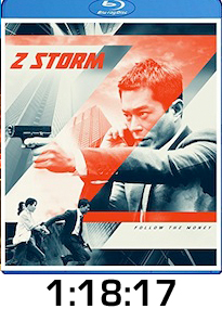 Z Storm Bluray Review