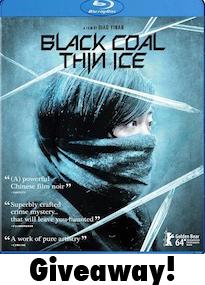 Black Coal Thin Ice Bluray Review