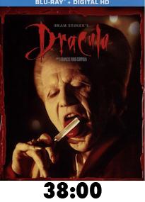 Dracula Bluray Review