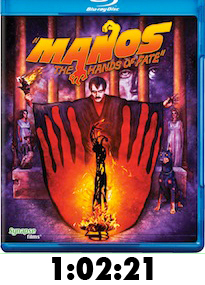 Manos Hands of Fate Bluray Review