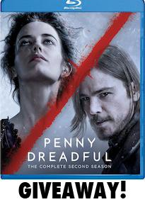 Penny Dreadful Season 2 Giveaway Image