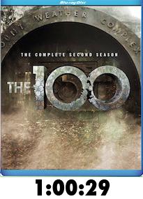 The 100 Season 2 Bluray Review