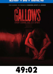 The Gallows Bluray Review