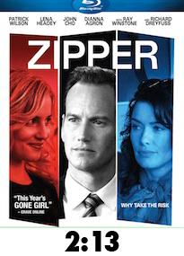 Zipper Bluray Review