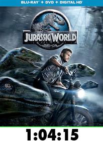 Jurassic World Bluray Review