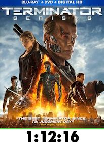 Terminator Genisys Bluray Review
