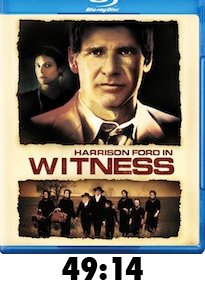 Witness Bluray Review