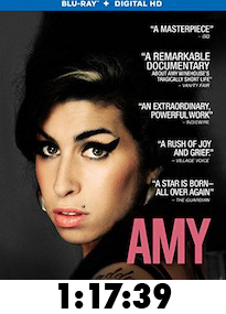 Amy Bluray Review