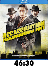 Assassination Bluray Review