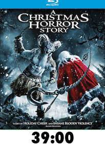Christmas Horror Story Bluray Review