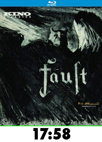 Faust Bluray Review
