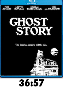 Ghost Story Bluray Review