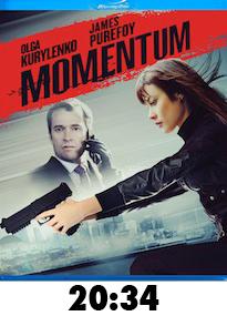 Momentum Bluray Review