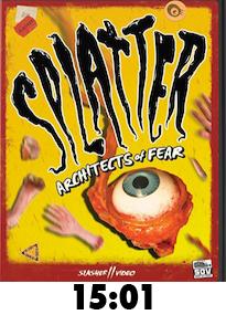 Splatter DVD Review