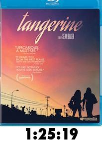 Tangerine Bluray Review