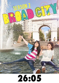 BroadCity2BluRayReview