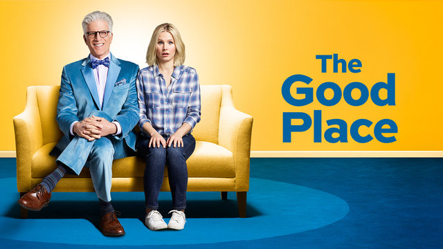 Image result for the good place show