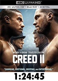 Creed II 4k Review