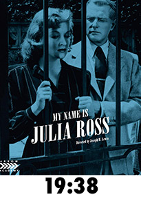 My Name is Julia Ross Arrow Blu-Ray Review