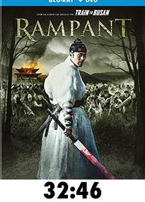 Rampant Blu-Ray Review