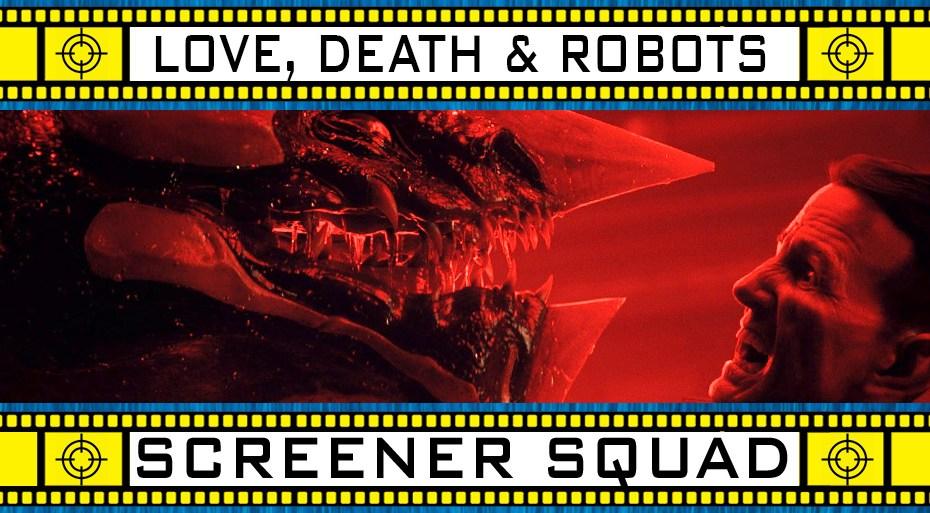 Love, Death & Robots TV Review
